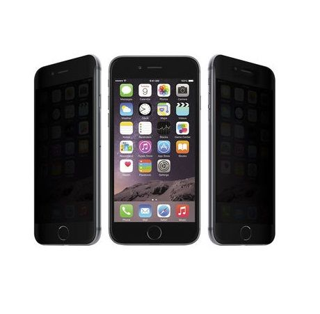Folie 6D PRIVACY Apple iPhone 8 Plus, Elegance Luxury duritate 10H