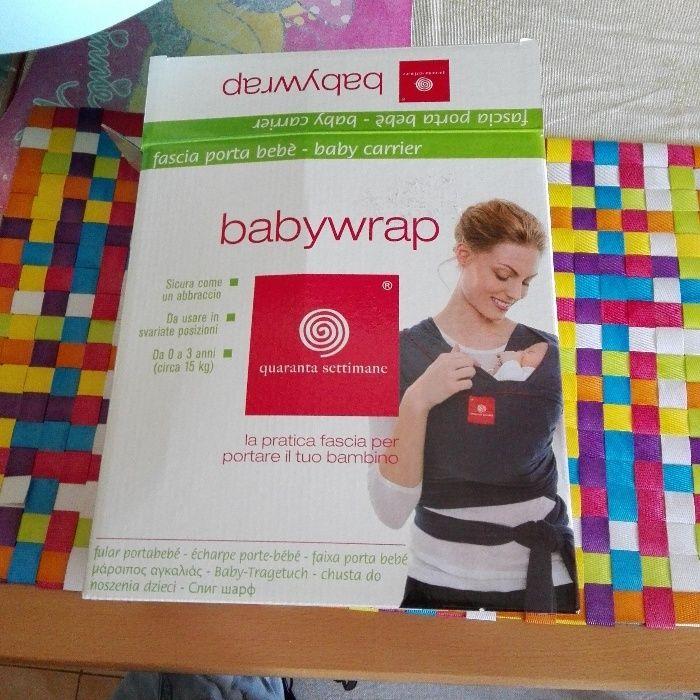 Marsupiu babywrap