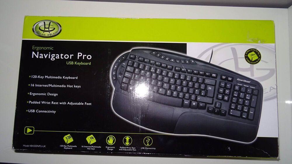 Клавиатура USB Navigator Pro