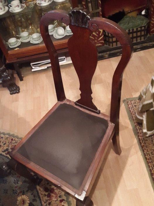 Scaun lemn masiv (6 bucati)