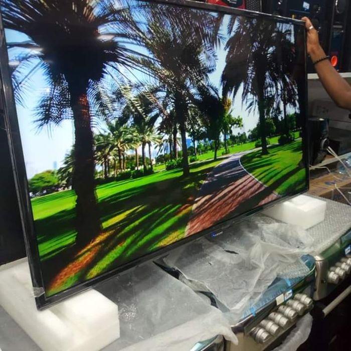 "TV Samsung 55""polegadas LED Full Ultra HD Smart"