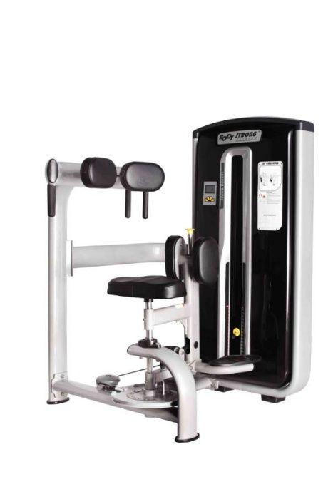 Maquinas de ginasio com tecnologia de ponta