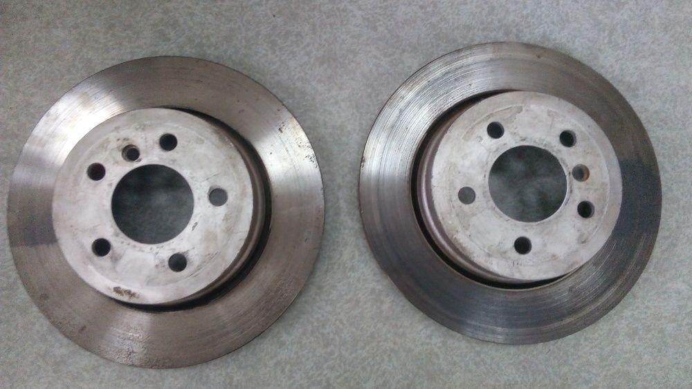 Задни спирачни дискове БМВ/BMW Х3 + предни дискове