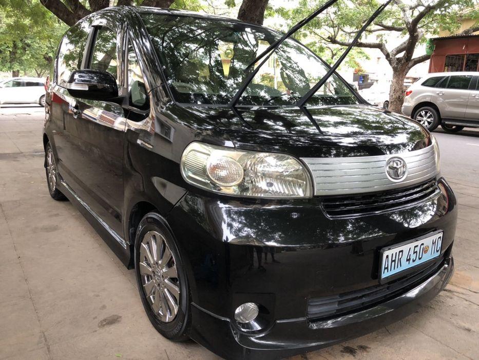 Toyota Porte Recém importado Motor 1.5 Modelo 2008