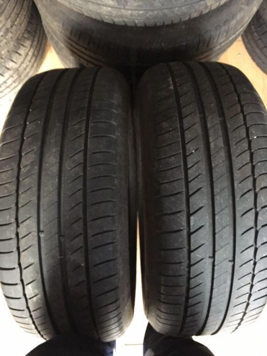 Летни гуми Michelin 235/55/17 dot 2011