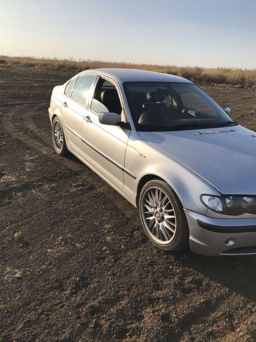 """Jante 18"""" M BMW E46 Facelift an 2003 2.0d"""