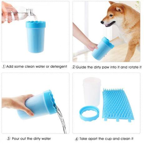 Уред за почистване на лапи - Paw Cleaner гр. София днес 13,30 лв | adbgt-zoo