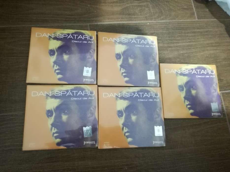 Vand Dvd colecția DAN SPATARU