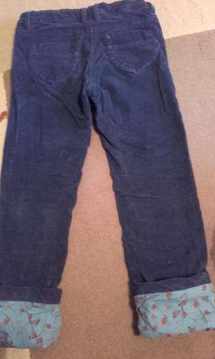 Vand pantaloni catifea fete