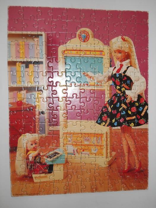 Puzzle Barbie - 150 piese