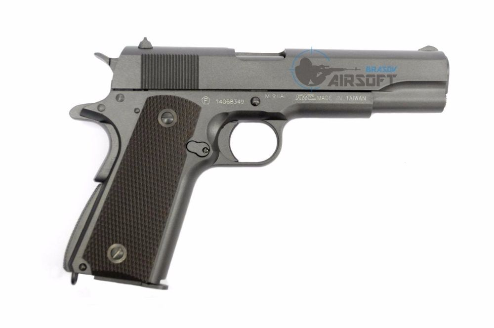 Pistol Airsoft Replica Colt M1911 A1 FULL METAL