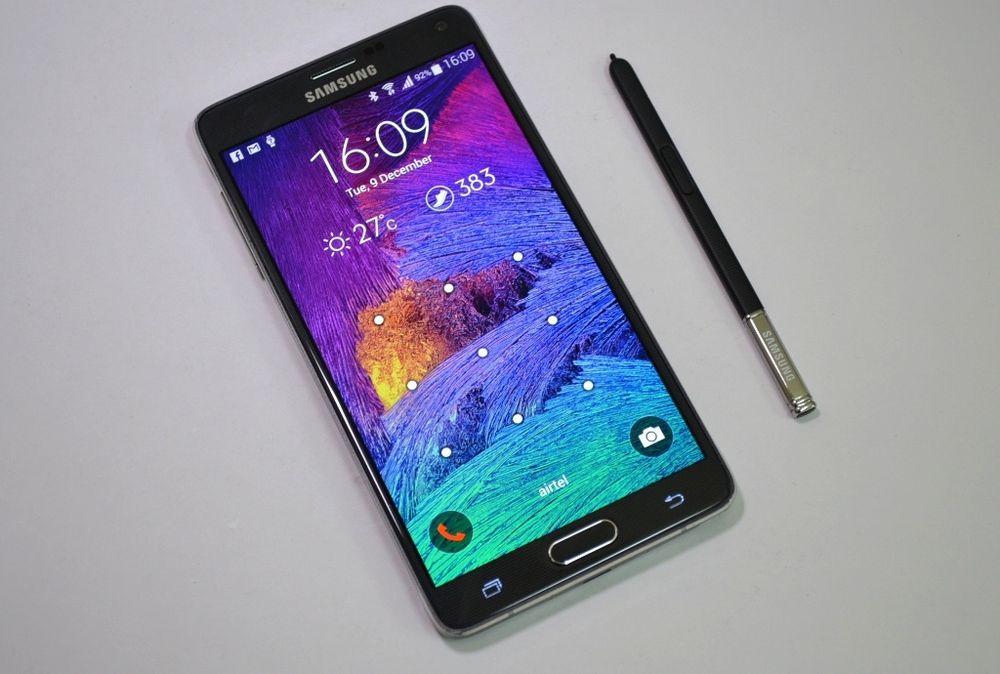 Samsung Note 4/novo !