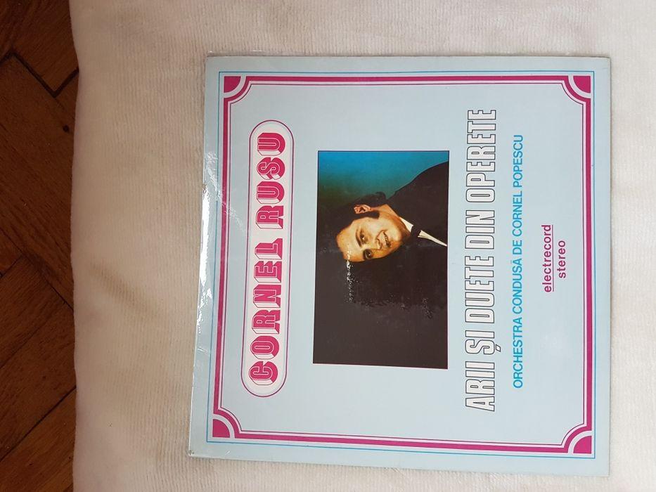 Disc Pick-up Cornel Rusu Arii și duete din operete