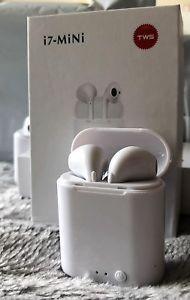 Vendo airpods sem fio i7 mini tws novos em caixa.
