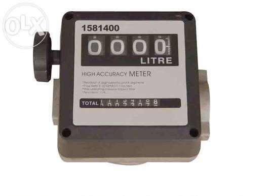 Contor mecanic cu 4 cifre pentru pompa motorina