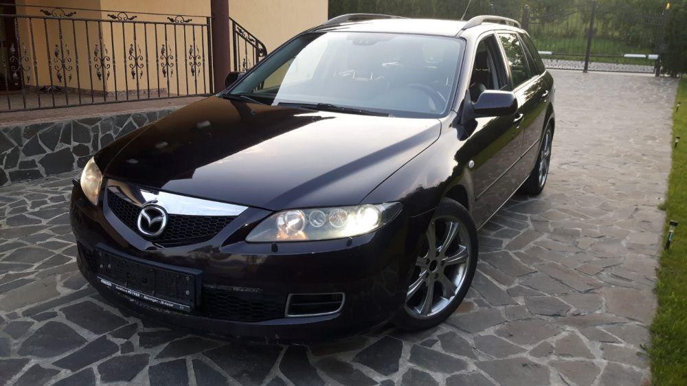 Dezmembrez Mazda 6 2006-2008