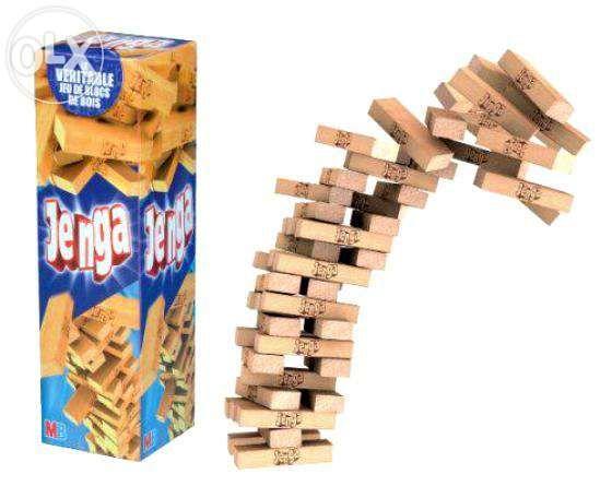 ХИТ!Настольная игра Дженга Тетрис (Jenga Tetris)доставка по гор и рег