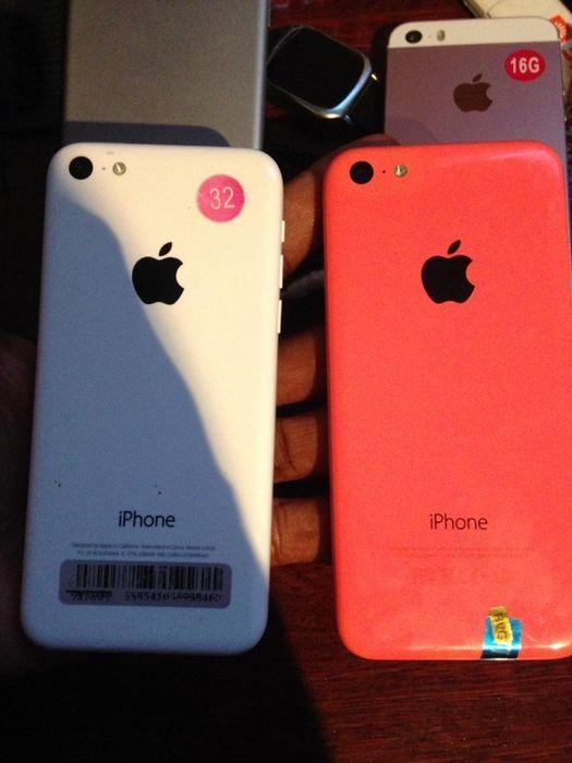 Iphone 5c novo fora da caixa 16 gb