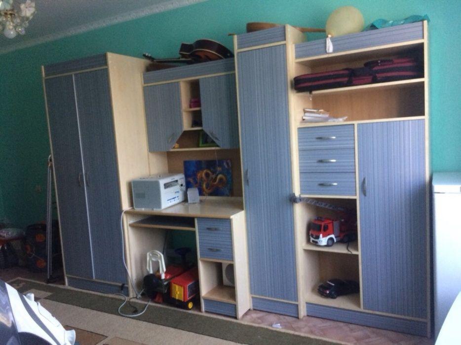 Стенка шкаф в детскую
