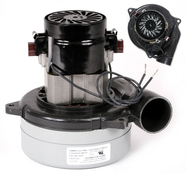 Motor aspirator profesional