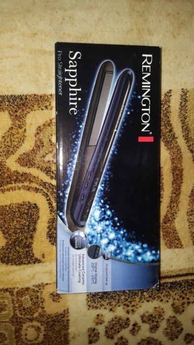 Remington sapphire pro straigtener S9509