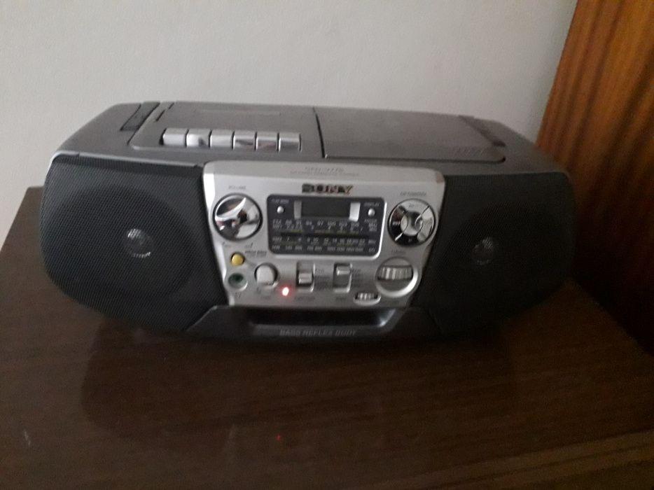 Sony sd радиокасетофон