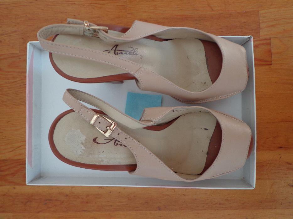 Летняя женская обувь 36р
