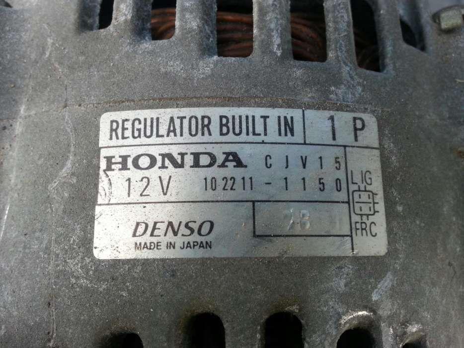 Генератор Honda
