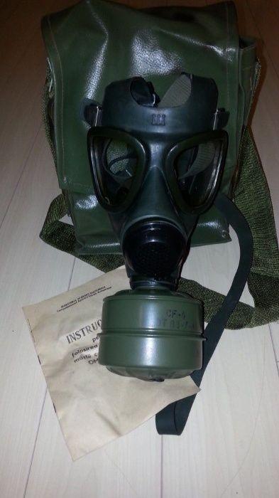 Masca contra gazelor, masca de gaze, MCG - Militara, Armata, Airsoft