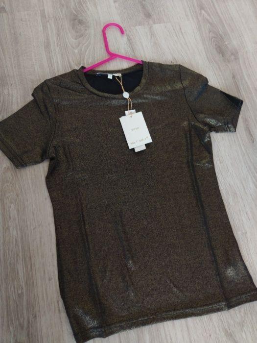 Тениска от фина плетка
