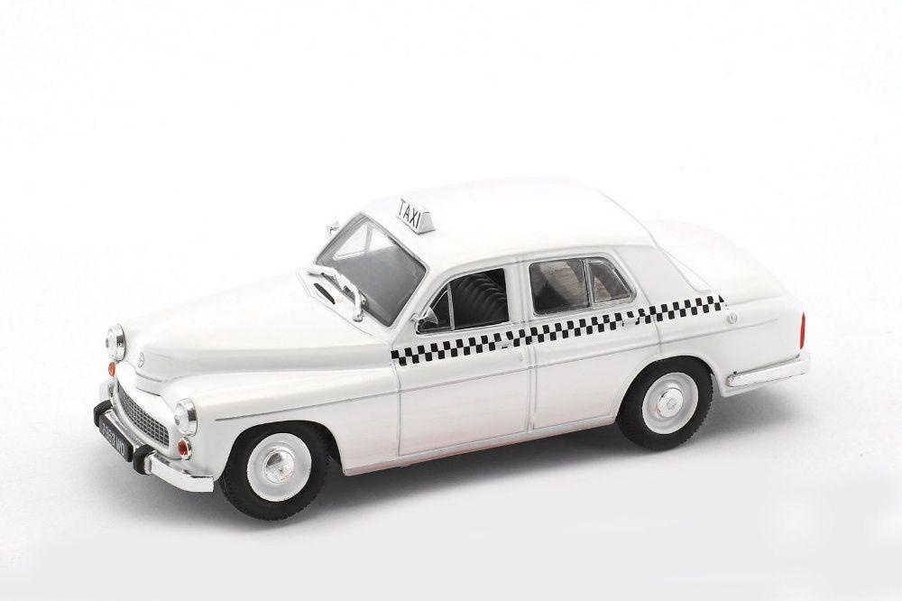 se vinde macheta Warszawa203 Taxi
