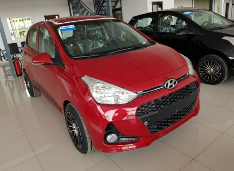 Hyundai Grand i10 a venda
