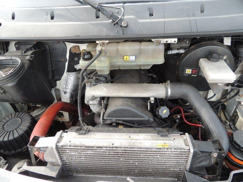 Motor iveco 2.8