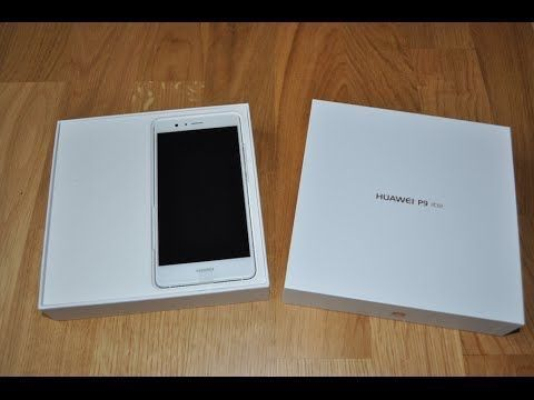 Huawei P9 Lite Dous 16GB novo na caixa selado