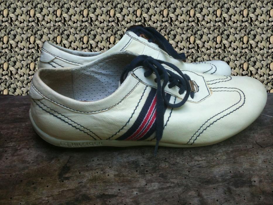 Pantofi piele Tommy Hilfiger originali 39