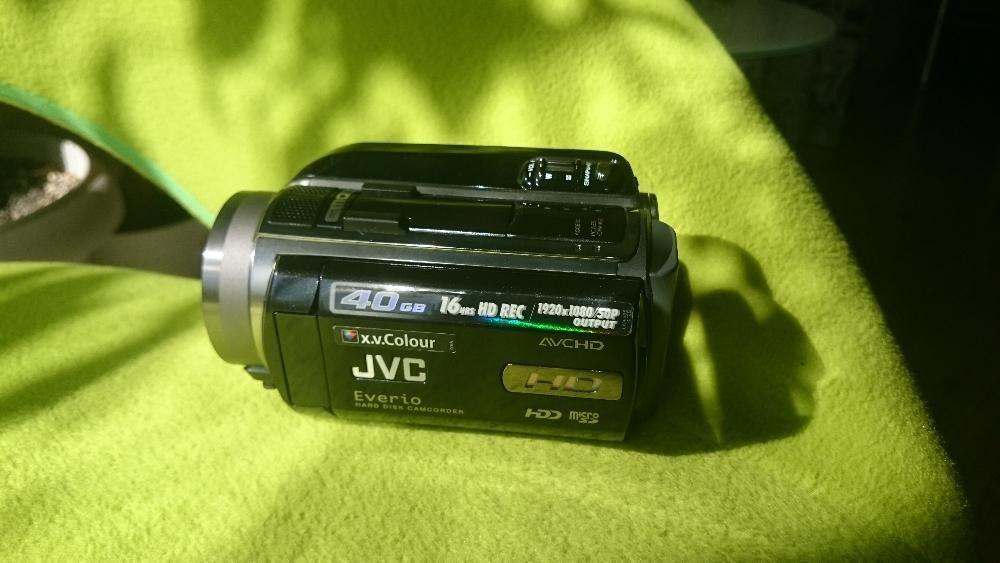 HD JVC Everio Видео камера