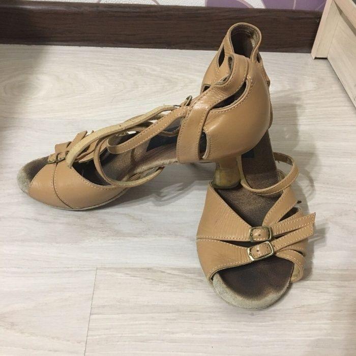 Бальные туфли(латина)
