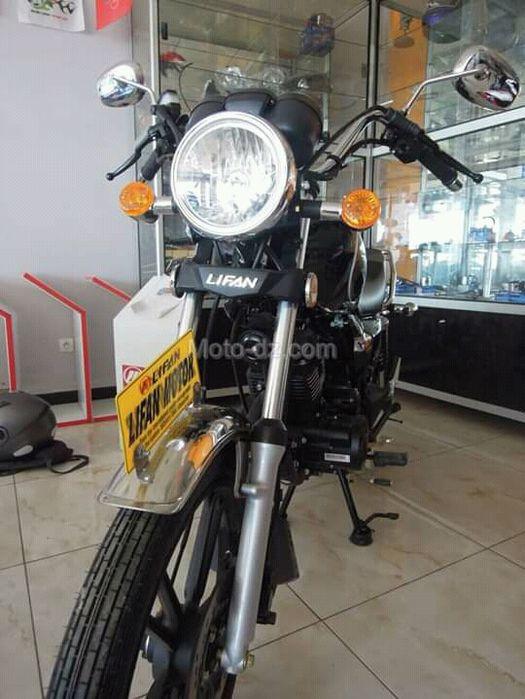 Vende se moto Lingken