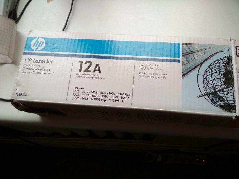 Картридж для HP 1010/1020 (Q2612A) original