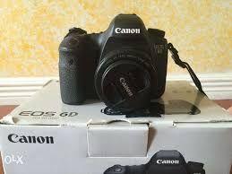 Camera canon disponivel