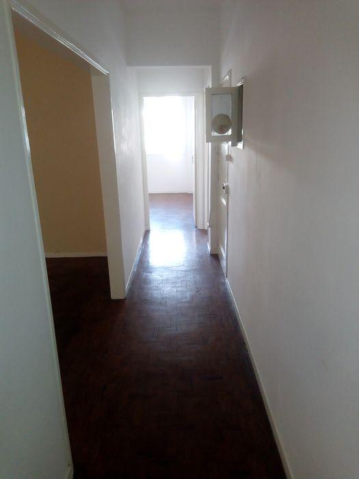 arrenda se flat tipo 3 1 andar, 1 wc prédio curto limpo no alto mae
