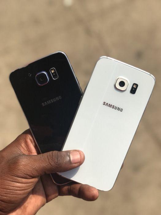 Samsung s6 Edge super novo 100 nenhum risco e com garantia