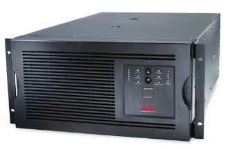 UPS APC Smart 5000VA5U (am si 3U), SIN, AVR, cu / fara acumulatori noi