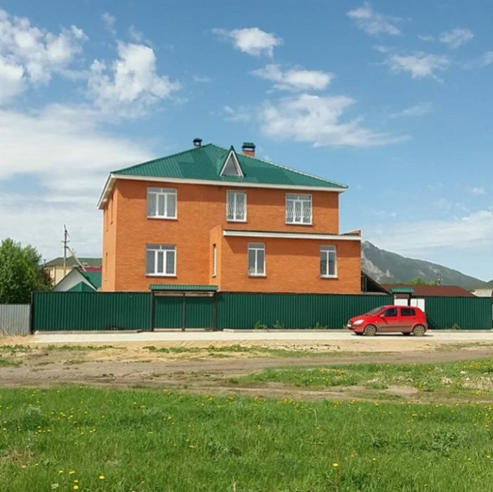 Коттедж в Боровом