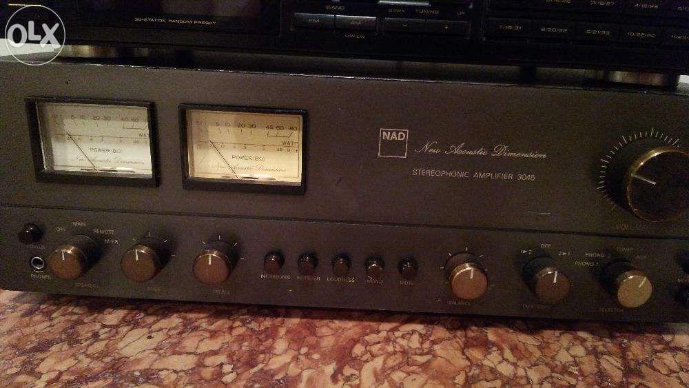 Amplificator HIFI NAD 3045 Vintage
