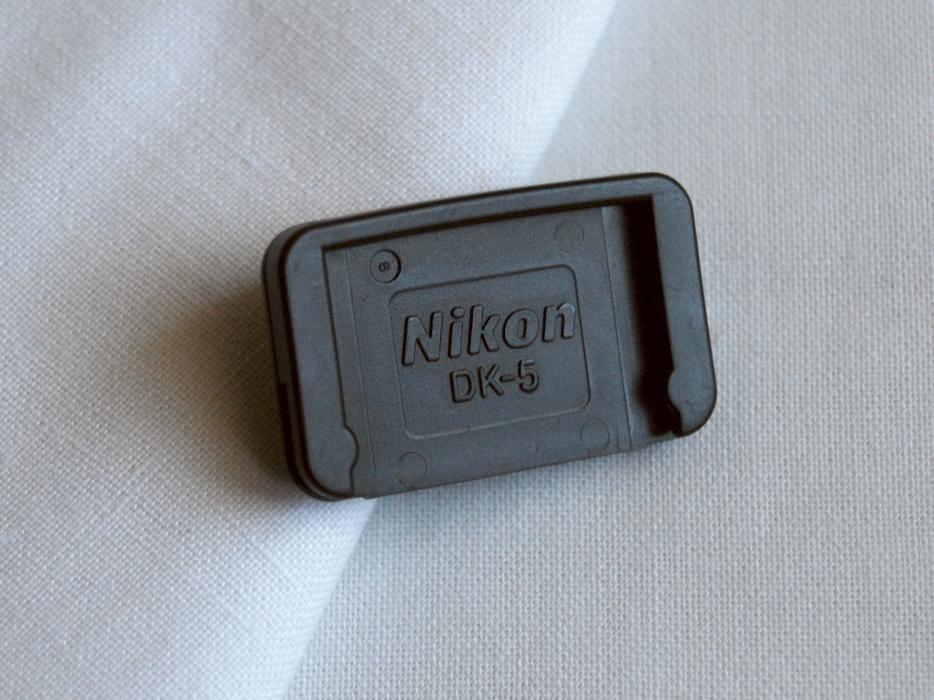 Vand capac vizor Nikon DK-5