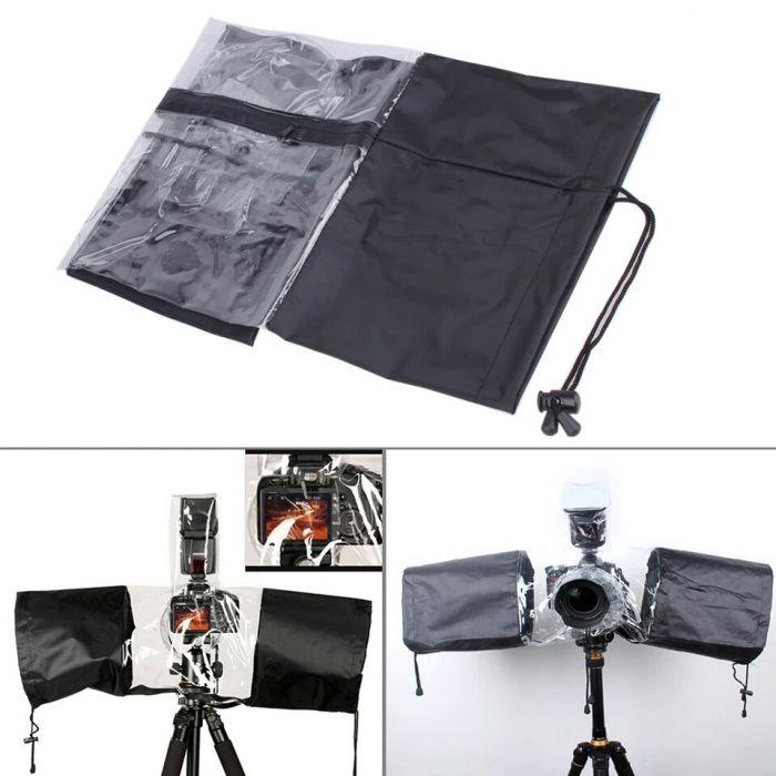 Дождевой чехол для фотоаппарата