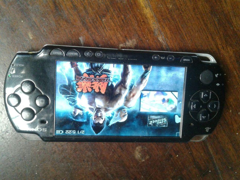 PSP sleem creckado