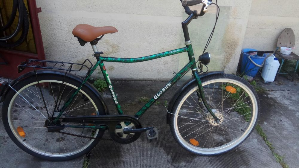 Bicicleta 26 aluminiu Globus