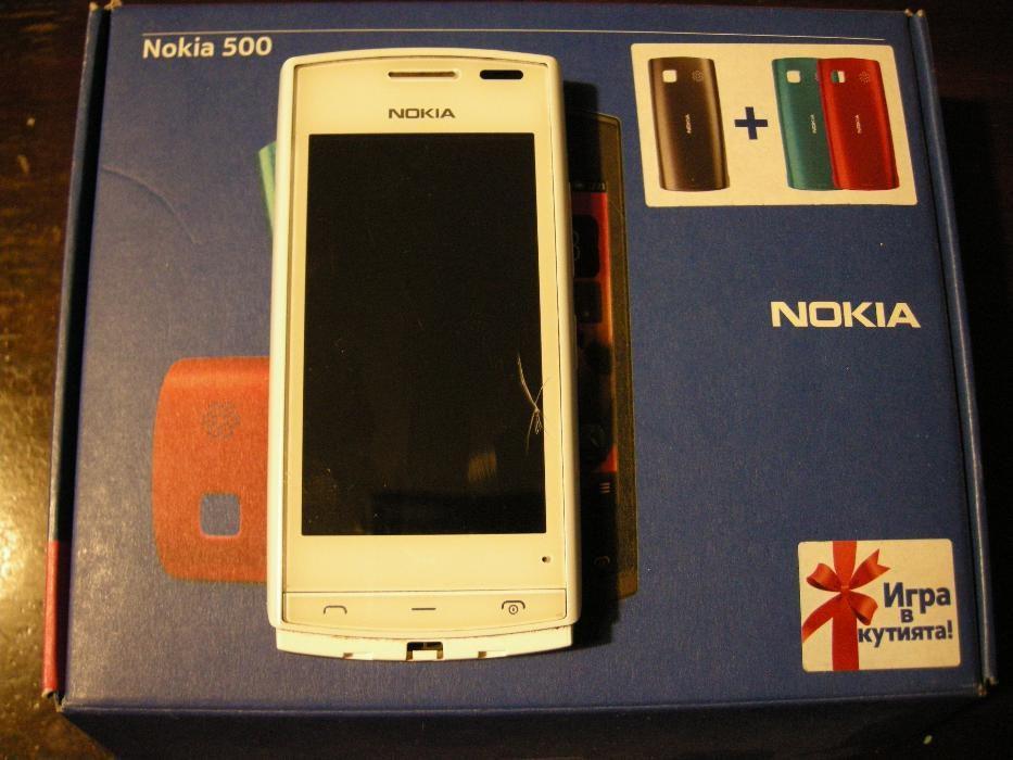 продавам NOKIA 500